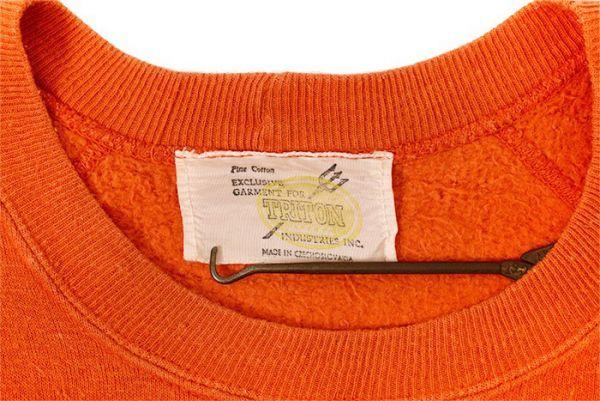 エアブラシ♪1960'S ホットロッド半袖スウェット ビンテージ_画像2