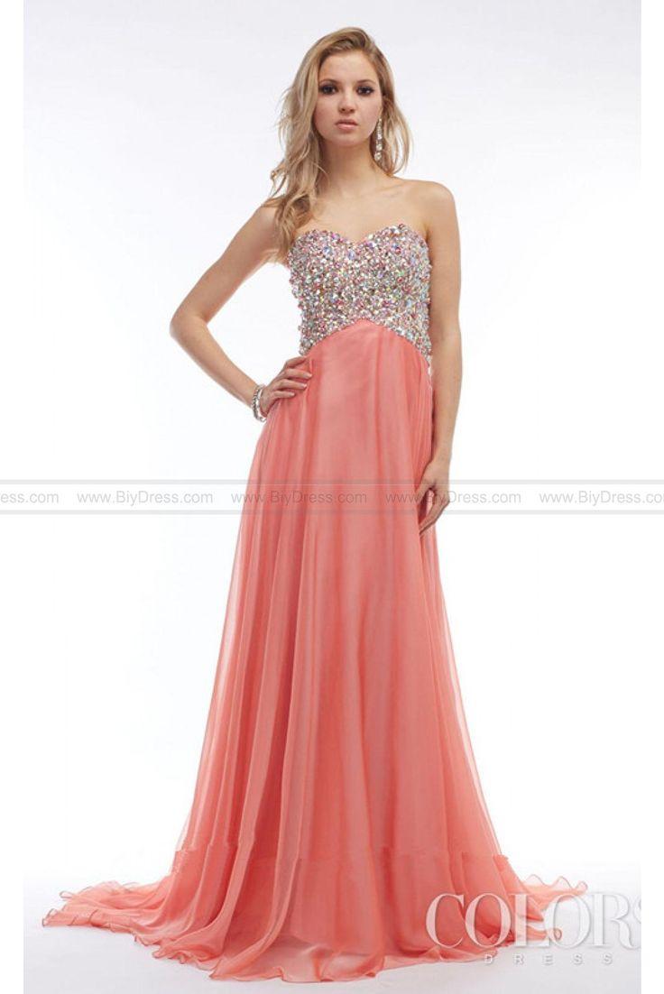 Bonito Prom Vestidos Monzón Inspiración - Colección de Vestidos de ...