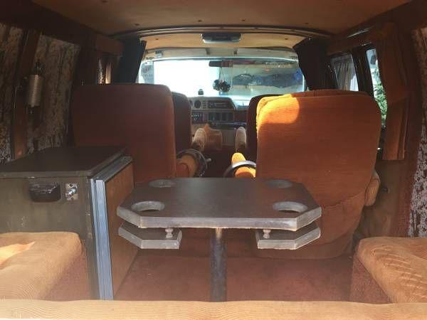 1982 Dodge Van AccessoriesCustom