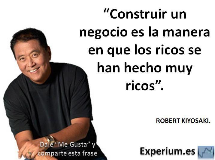 Frases de Robert Kiyosaki.