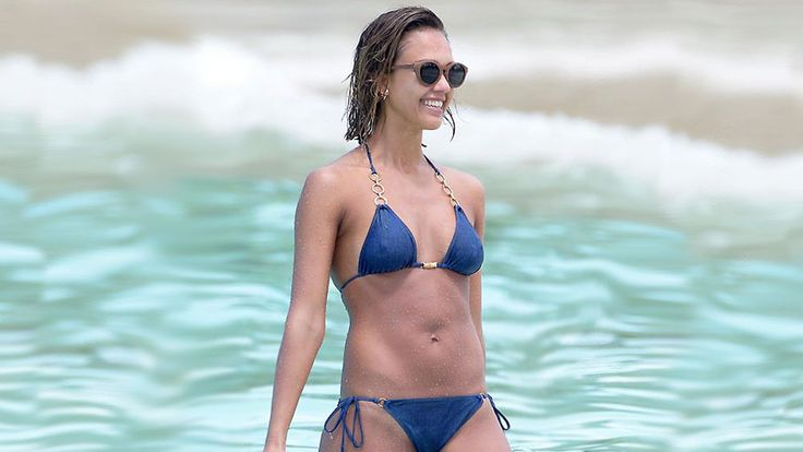 VIDEO: How to Get Toned Abs Like Jessica Alba from InStyle.com