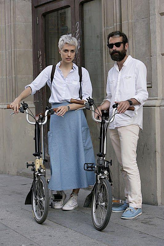 Barcelona Street Style. Catalonia.