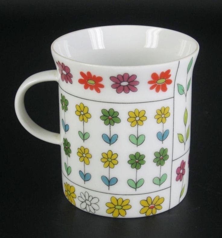 rosenthal porzellan kaffeetasse serie berlin dekor berliner fr hling e pucci rosenthal. Black Bedroom Furniture Sets. Home Design Ideas