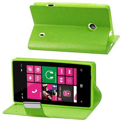 Amazon.com: Reiko Magnetic Closure Fitting Case Nokia Lumia 521 - Retail Packaging: Cell Phones & Accessories
