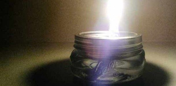 DYI candle lamps http://saltnprepper.com/diy-100-hour-candles/ Not 100 hours, but they are refillable.
