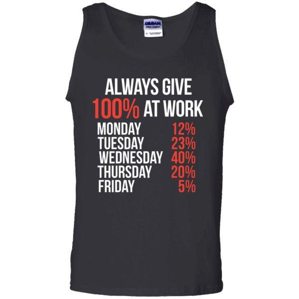 Hi everybody!   Always Give 100% At Work Hump Day TGIF Friday Funny T-Shirt - Tank Top https://vistatee.com/product/always-give-100-at-work-hump-day-tgif-friday-funny-t-shirt-tank-top/  #AlwaysGive100%AtWorkHumpDayTGIFFridayFunnyTShirtTankTop  #Always100%DayT #GiveShirt #100%DayFunny #AtDayFriday #Work #HumpFridayShirt #DayFridayTop #TGIFTank #FridayTank