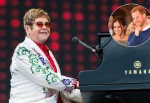 Elton John cancels two tour dates to attend Prince Harry and Meghan Markle's wedding