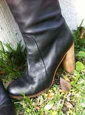 The Hotest Sofest Leather BOOTS