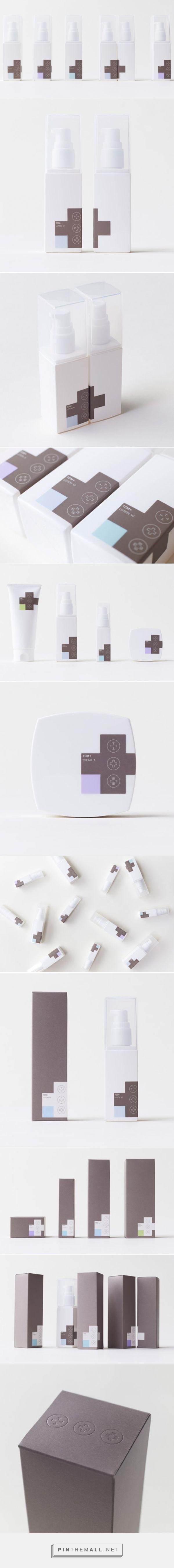 Nendo #Design Japan #Packaging #Skincare based on TCM