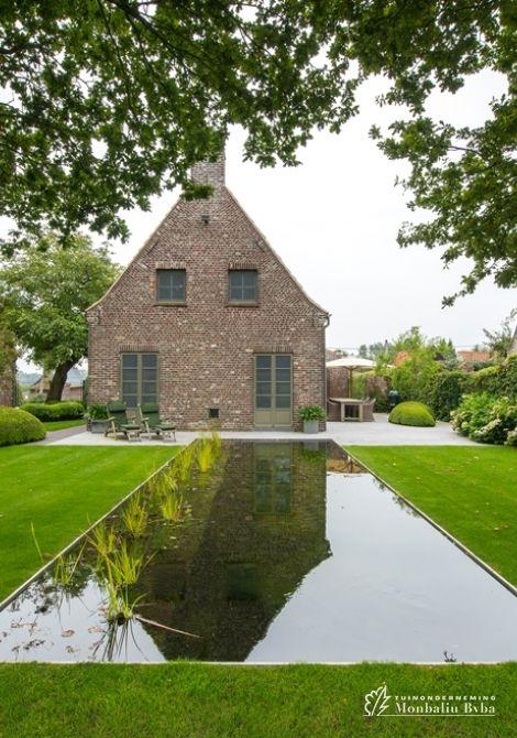 1000 images about ideeen tuin op pinterest tuinen tuin en waterornamenten - Tuin grind decoratief ...