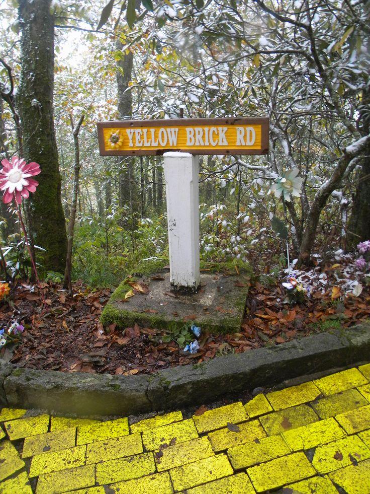 Land of Oz. Beech Mountain, NC