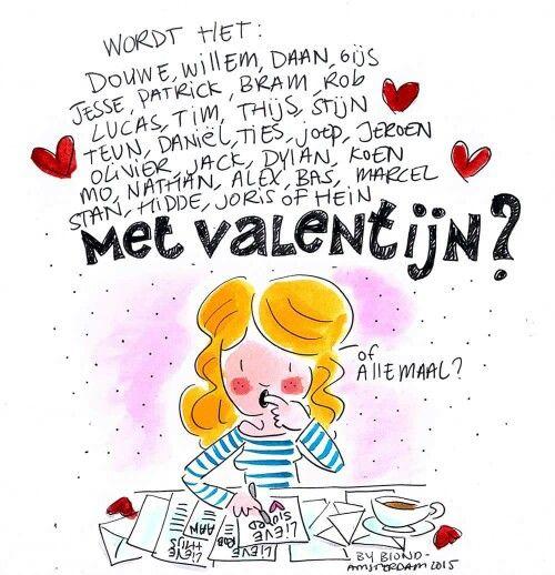 Valentijnsdag ❤