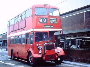 Bus Slide - Manchester Corporation 3635, Leyland Titan   eBay