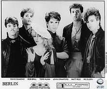 Berlin band | Berlin (band) - Wikipedia, the free encyclopedia