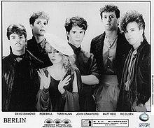 Berlin band | Berlin (band) - Wikipedia, the free encyclopedia