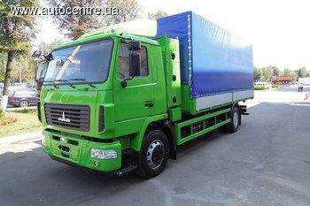 В преддверии своего 70-летия Минский автозавод показал новый грузовой автомобиль МАЗ-534023, оборудованный газовым двигателем китайского производства.