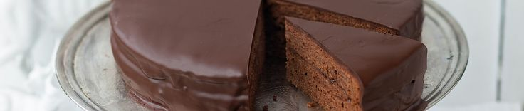 Created in 1832, the Sachertorte must be the most famous chocolate cake in the world today.