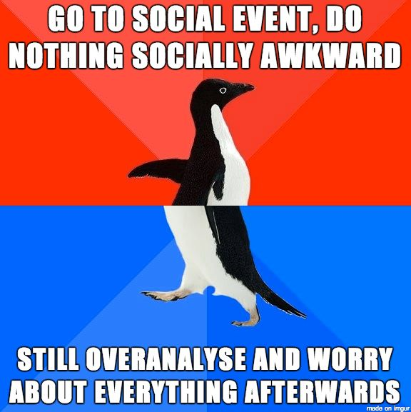social anxiety disorder and dating