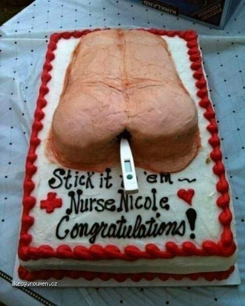 Love this Cake!! LMAO