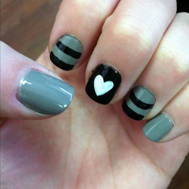 Nail design: Nails Hair Jewelry, Nailssss, Nails Design, Nails Desighn, Naildesign, Lotta Nails, Nails Ideas, Chicki Nails, Editing Nails