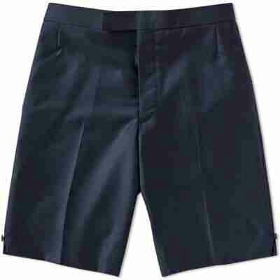Thom Browne Classic Backstrap Pants