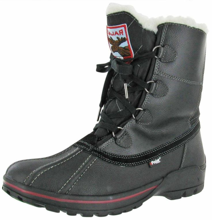 Pajar Banff Men's Snow Boots Waterproof