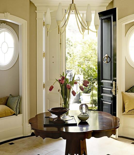 Octagonal Foyer Rug : Best barbara barry interiors images on pinterest home