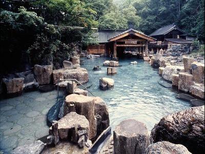 Takaragawa Onsen-minakami gunma Japan Hotsprings