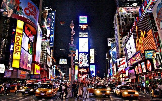 Download New York City Desktop Wallpaper