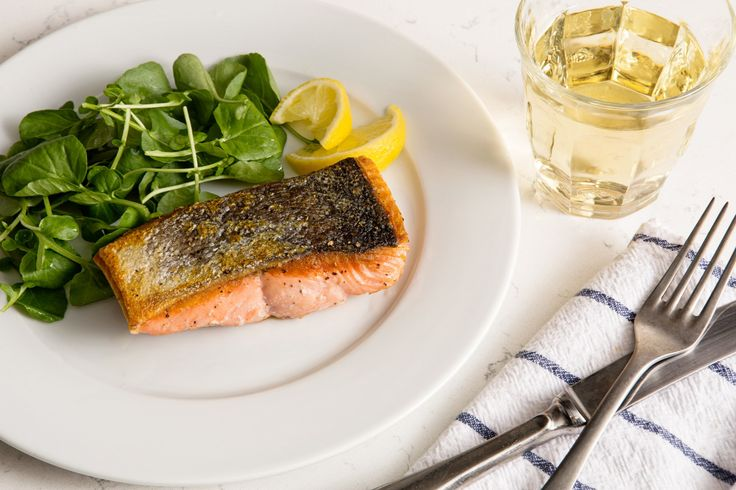 Master this simple technique to make restaurant-quality, crispy-skinned salmon for dinner all the time without a recipe.