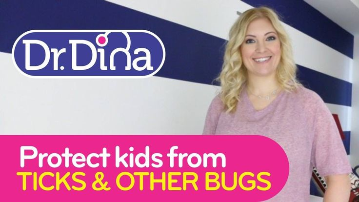 How To Protect Kids From Ticks and other Bugs