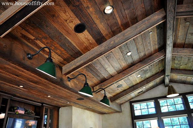 1000 Images About Wood Walls Ceilings On Pinterest