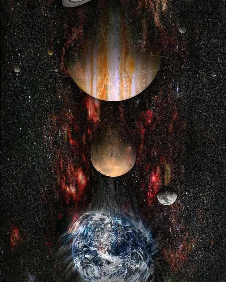 provocative-planet-pics-please.tumblr.com #Magnificent! #TheSeerFKAMsCleo #planets #Mars #Saturn #Earth #Pluto by realmscleo https://www.instagram.com/p/BAcLUuVQJNw/