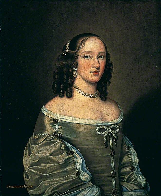 Portrait of a Lady, c.1655-60 attributed to Mary Beale