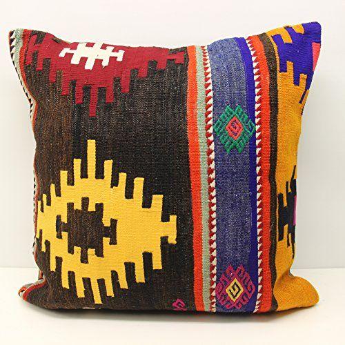 Decorative kilim pillow cover 24x24 inch (60x60 cm) Huge ... https://www.amazon.com/dp/B078L8TX7Z/ref=cm_sw_r_pi_dp_x_ysdqAb8VWTZS6