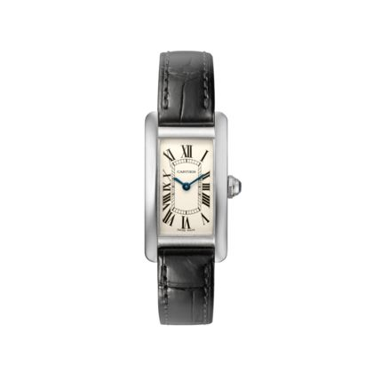 Tank Américaine watch Cartier, small model; $10,900