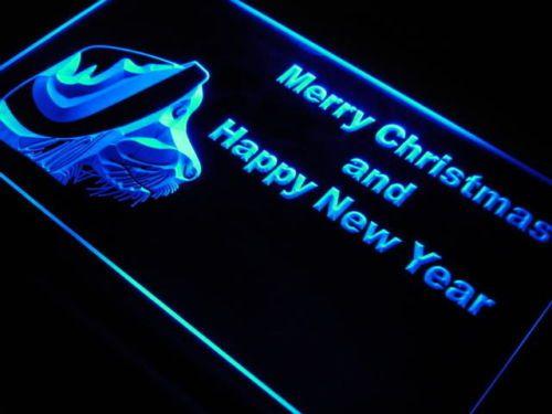 Irish Setter Xmas Greeting Gift Neon Light Sign