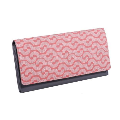 Art Deco Travel Wallet from Tinnakeenly. Buy from the online gift shop at English Heritage.
