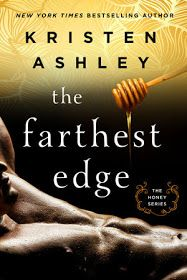 The Farthest Edge by Kristen Ashley - Release Day Review