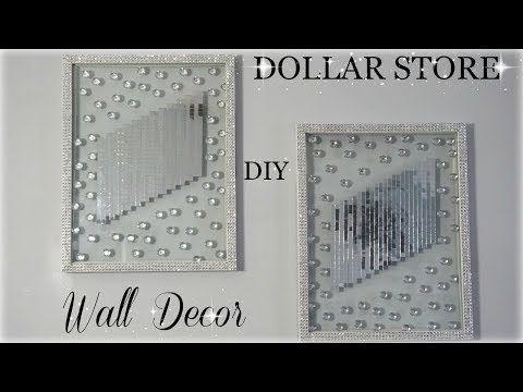 Dollar Diy Zgallerie Inspired Wall Decor Bling Room 2018 Petalisbless You