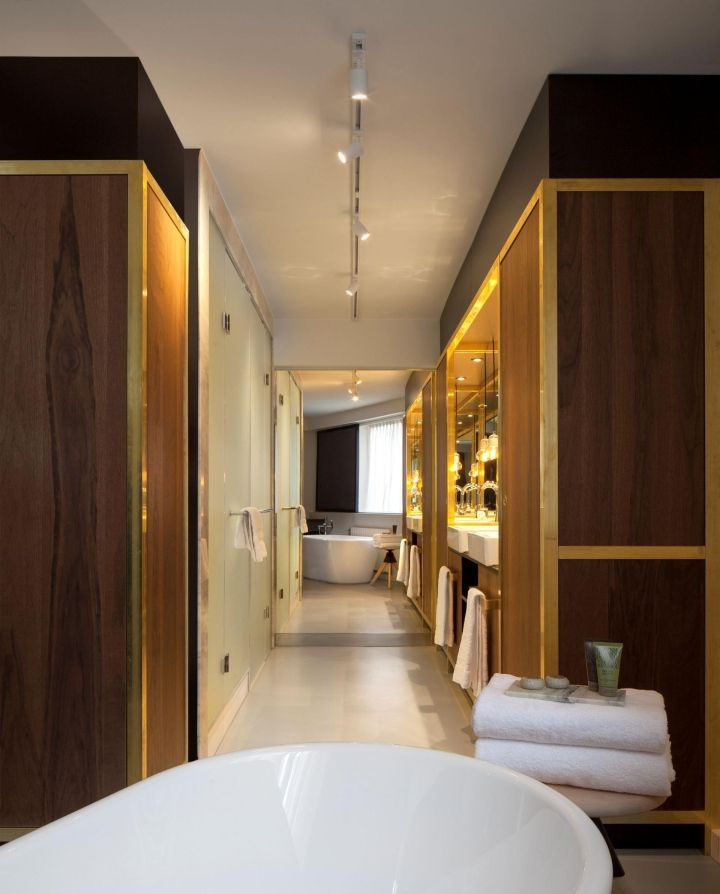 INK Hotel By Concrete Amsterdam Netherlands Retail Design Blog