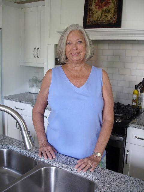 Linda's Remodeled Kitchen - Worthing Court