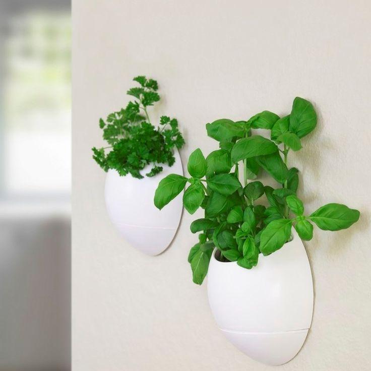 ThumbsUp Self Watering Eco Bloempot - Set van 2