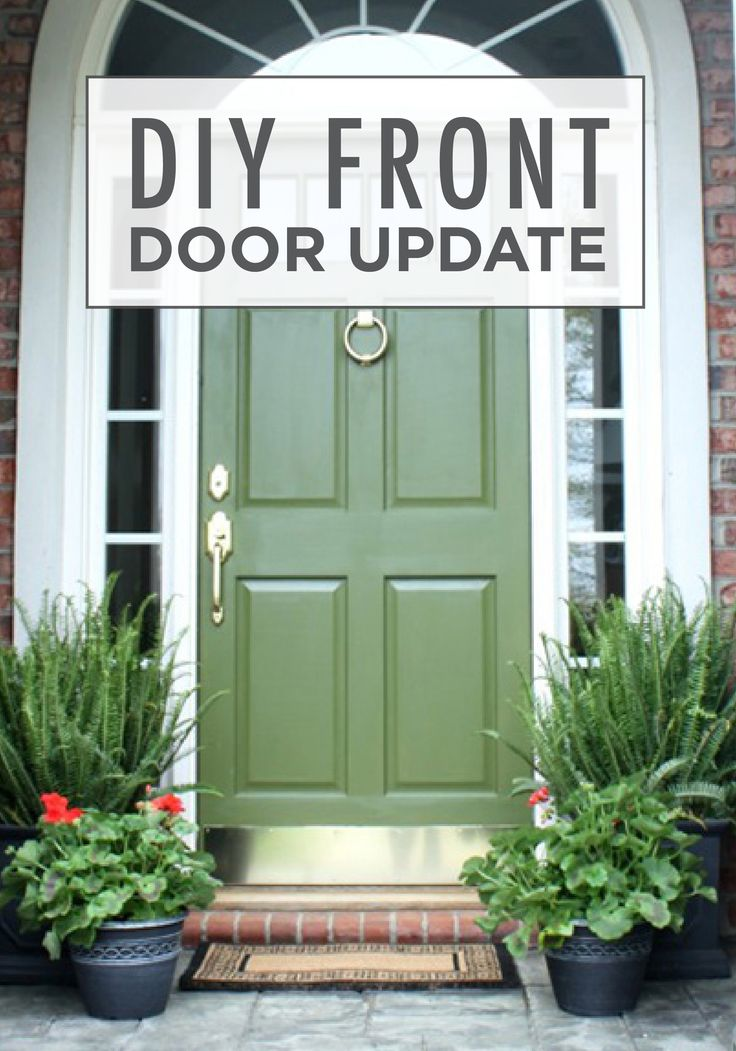 Front Door Replacement Made Huge Impact On Curb Appeal