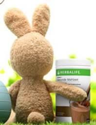 Happy Easter The chocolate Formula1 shake is the only chocolate that I will be having :)