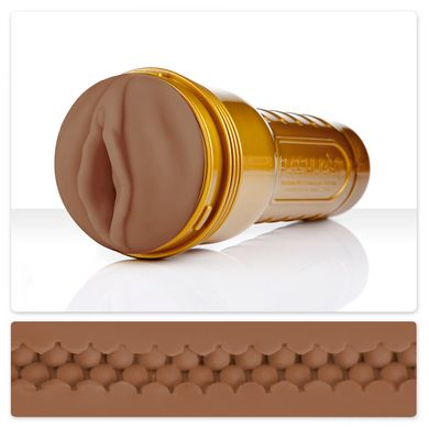 Fleshlight Mocha Stamina Training Unit Practice makes perfect, especially in the bedroom. The Mocha Stamina Training Unit was specifically designed to replicate the intense sensations of intercourse, which can help users increase sexual stamina, improve performance and techniques, and heighten and intensify orgasms. Patented SuperSkin feels just like the real thing. Easy to clean and store. Safe, non-toxic and phthalate free. Trial size lubricant included.