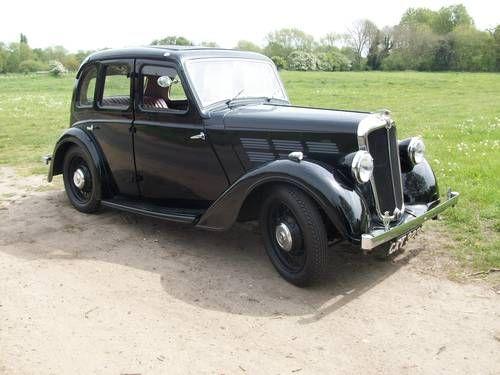Morris 10/4 Series 2  (1936)