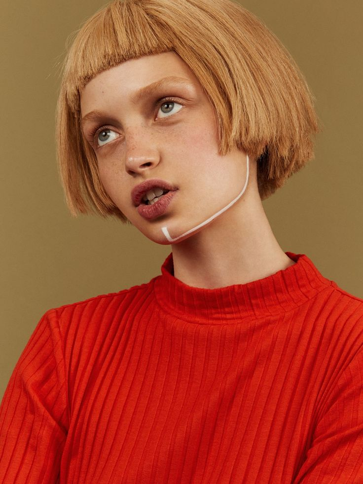 awesome Becca Breymas by Hordur Ingason for I-D Pre-Fall 2015 [fashion]