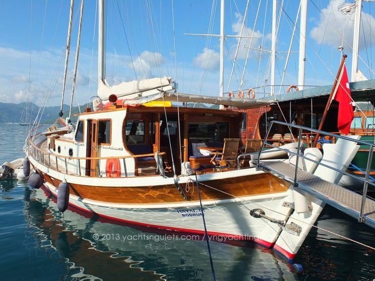 Hayal 62 tirhandil (photo: Marmaris Bay / 09.2013)