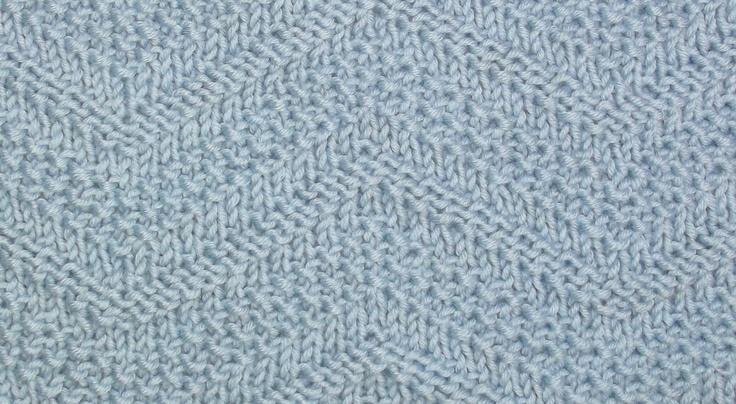 Seeded Chevron is a reversible, textured stitch comprised of simple knit/purl stitches.  You will find it in both the Textured and Reversible Stitches categories.
